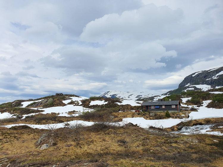 2breakfast ノルウェー国内旅行記2 Knottこわい