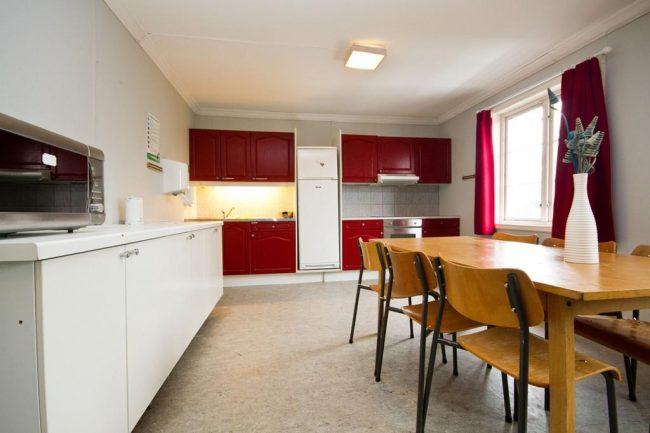 rønningen-2nd-floor-650x488 オスロ市内 ホステル ロニンゲン